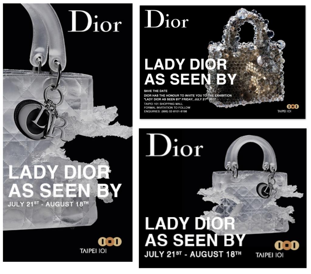 bannières Dior