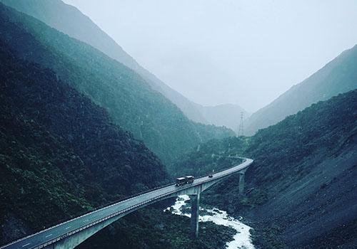 Arthur Pass - New Zealand - Digital Nomad